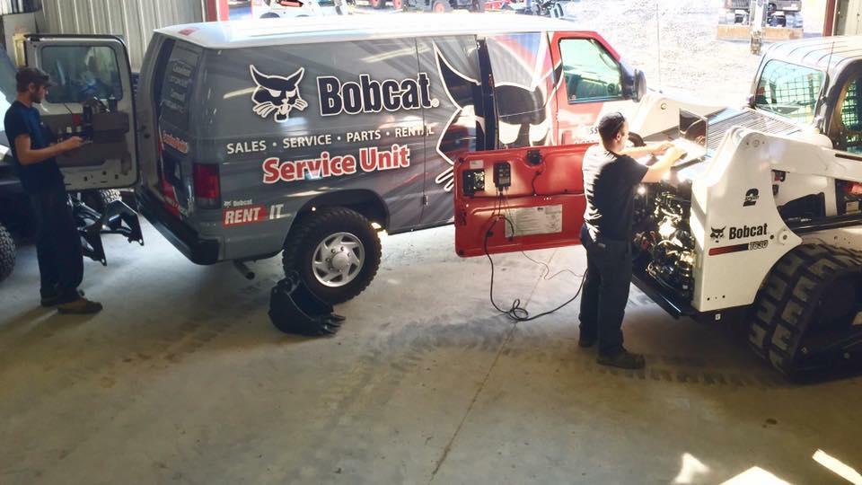 Bobcat Dealer in Ontario, Canada sells Kuhn, Husqvarna, Agco